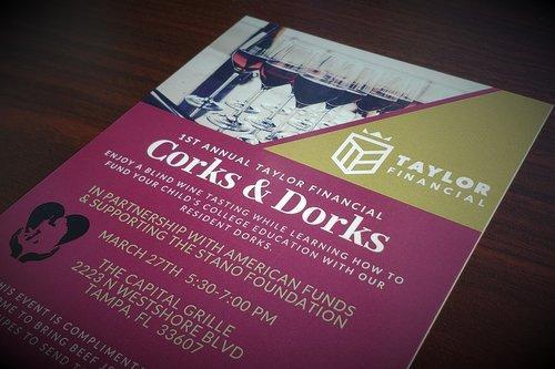 Corks and Dorks – 1st vintage