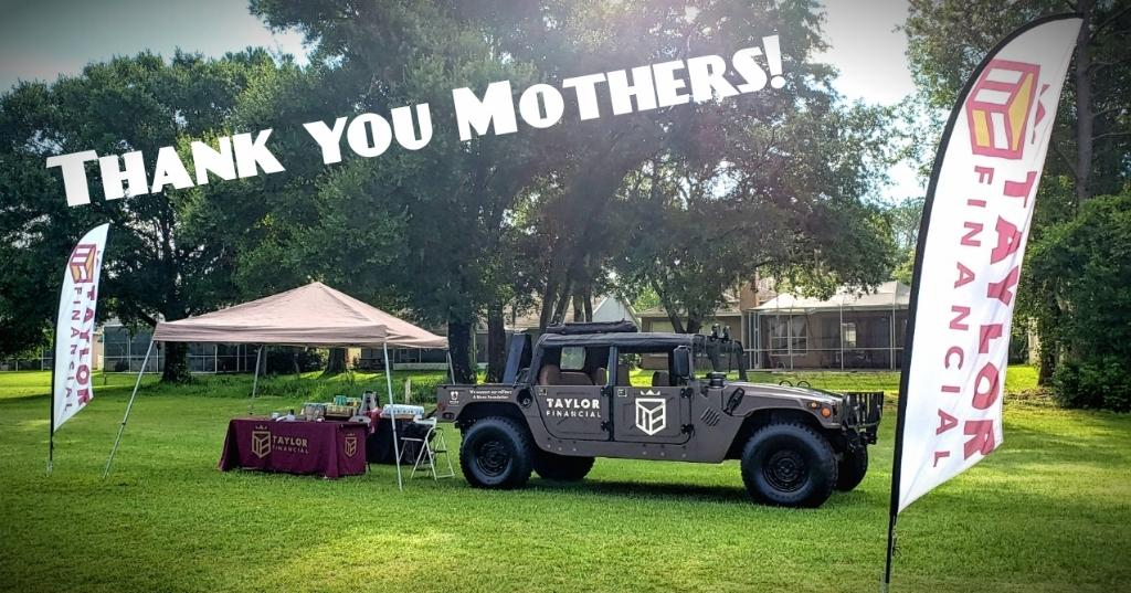 Mothers – 2nd Annual Charity Golf Tournament