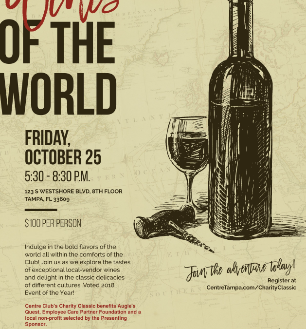 Wines of the World!