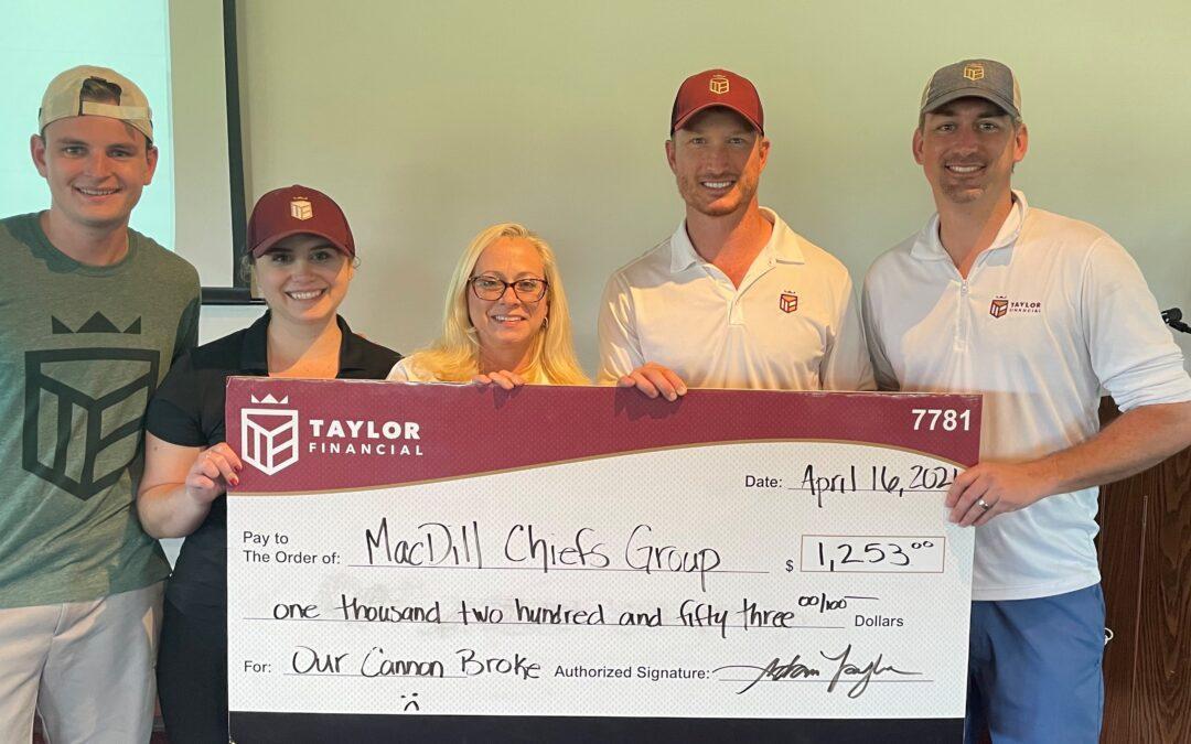 MacDill Chiefs Golf Tournament